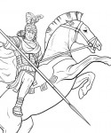 alexander the great horse bucephalus b